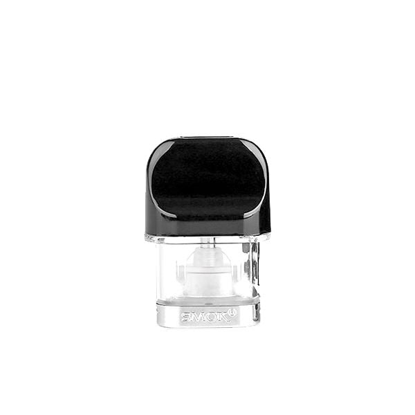 SMOK - Novo 2 Replacement Pods (3 Pack) Replacement Pod SMOK Mesh - 1.0 ohms
