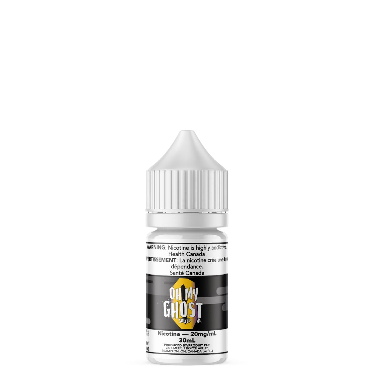 Sour Ghost Salted - OMG E-Liquid Sour Ghost Salted 30mL 10 mg/mL