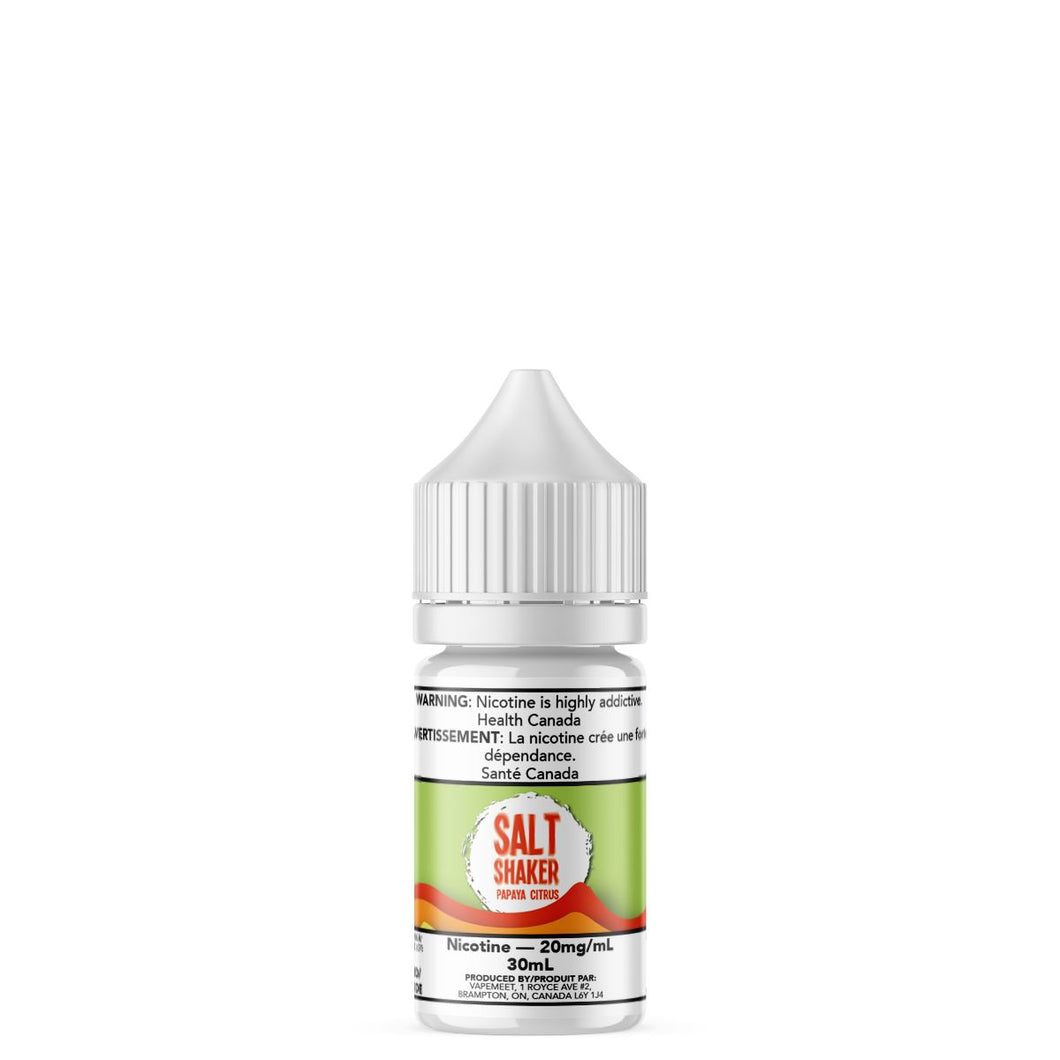 Salt Shaker - Papaya Citrus E-Liquid Salt Shaker 30mL 20 mg/mL