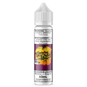 Mind Blown Vape Co. - Patchy Drips E-Liquid Mind Blown Vape Co. 60mL 0 mg/mL