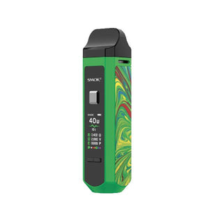 SMOK - RPM 40 Open Pod Kit Pod SMOK Green