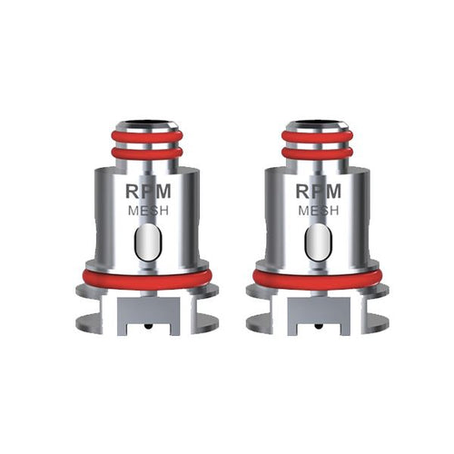 SMOK - RPM Replacement Coils (5 Pack) Replacement Coil SMOK 0.6 ohm - Triple