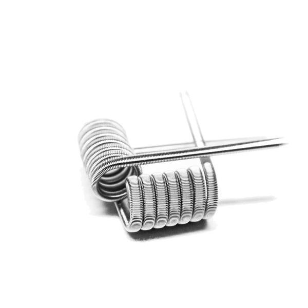 Sub Ohm Society - (FC4) Fused Clapton Pre-Built Coil Sub Ohm Society