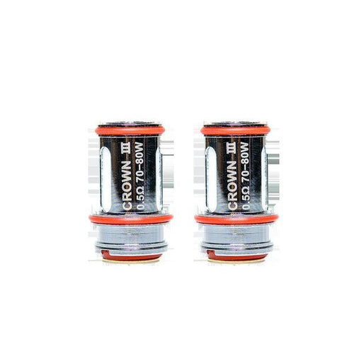 Uwell - Crown 3 Replacement Coils (4 Pack) Replacement Coil Uwell