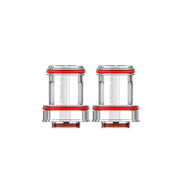 Uwell - Crown 4 Replacement Coils (4 Pack) Replacement Coil Uwell