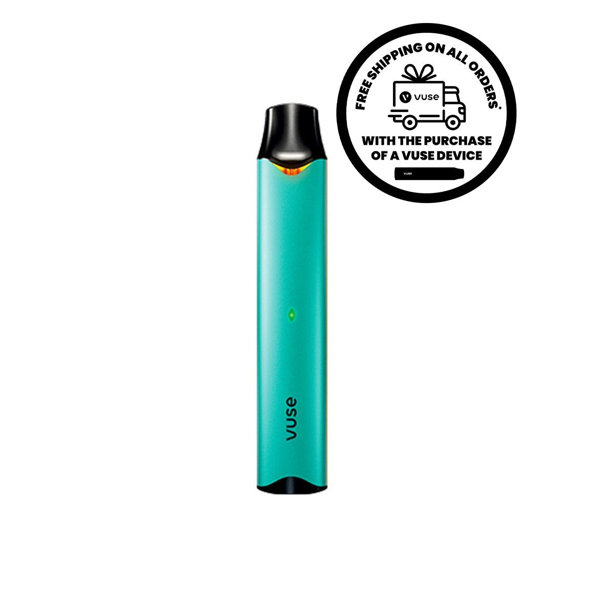 Vuse - Liquid Colour Epod Device Pod System Vuse Turquoise