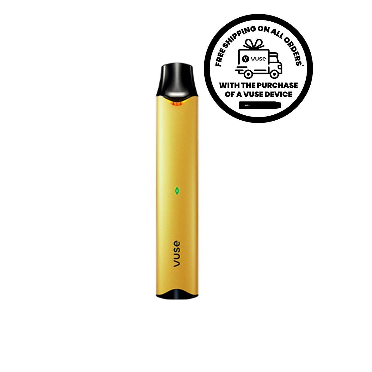Vuse - Liquid Colour Epod Device Pod System Vuse Yellow