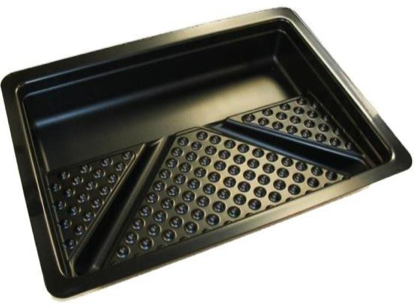 "18'' Paint Tray; 22-1/2"" Wide-All In One Paint Tray-Designed For All Frames"