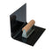 "Cove Trowel - Heavy Duty with 3/4"" Radius, 6"" Wall (H) x 5-3/4"" Floor (D) x 7-1/2"" Running (W)"