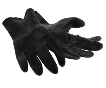 GLOVES, RUBBER, EXTENDED CUFF HEAVY DUTY