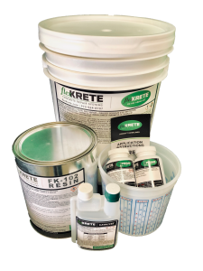 FlexKrete 1 Gal QuickStart Kit-Includes All You Need-Repair Concrete, Flooring, And More-Harder Than Concrete