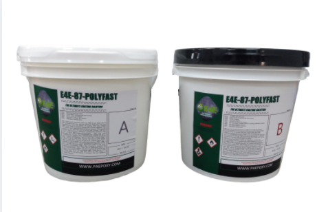 E4E-87-Polyfast-Low Oder, UV Stable Topcoat-FDA And USDA Approved