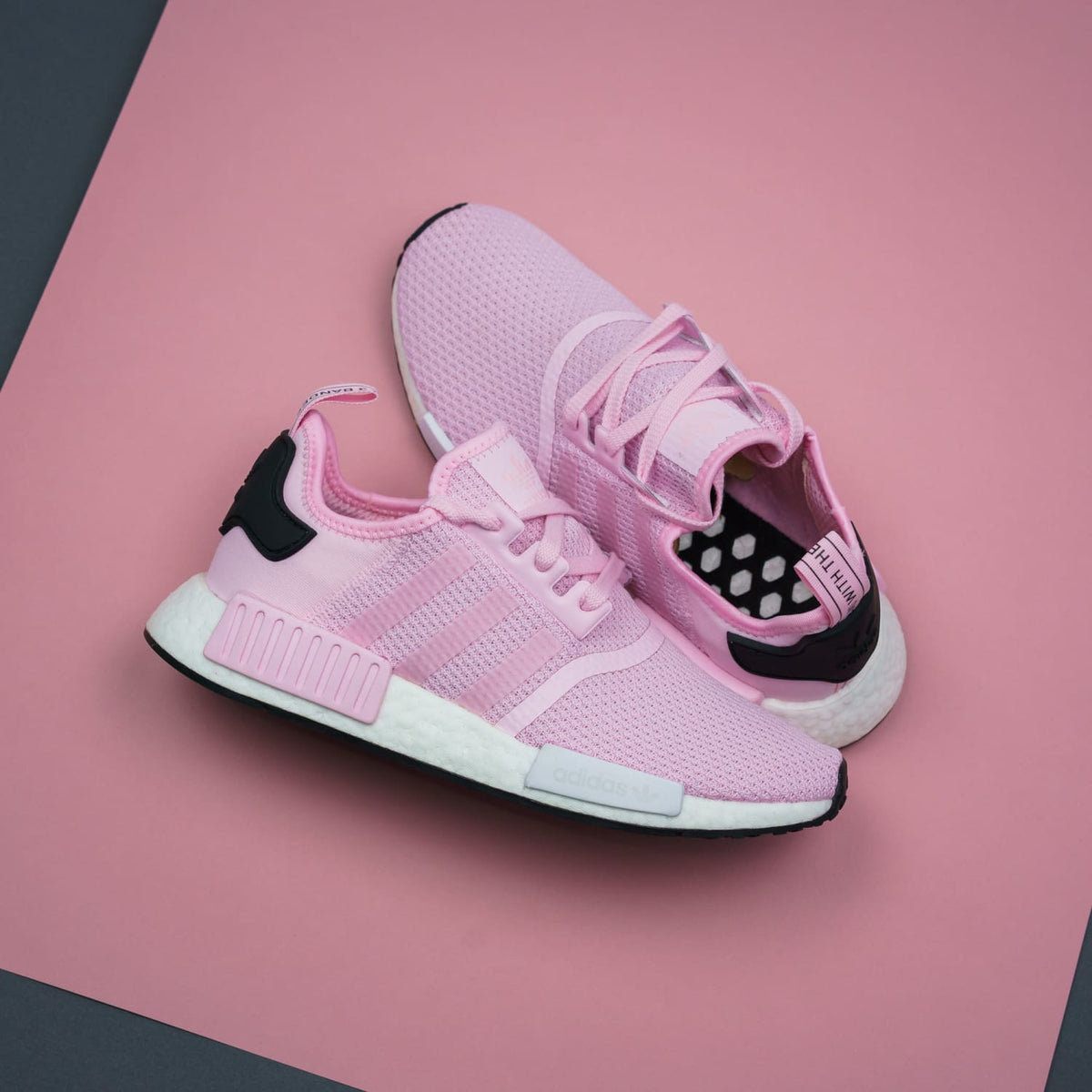 adidas NMD Pink Grey Womens Release Info   SneakerNews.com