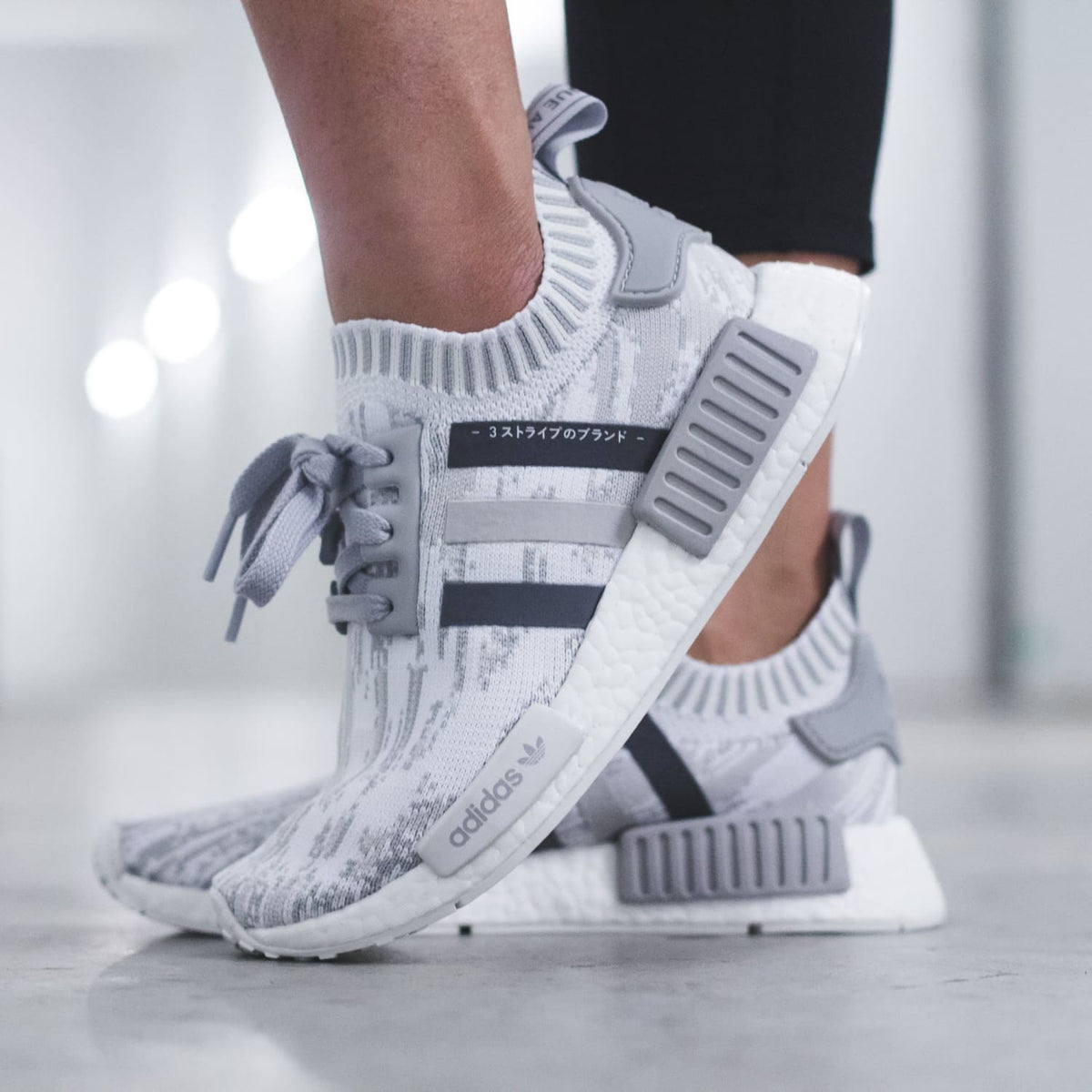 Adidas Originals Nmd R1 R2 Pk Japan Pack Mens R2 By9696