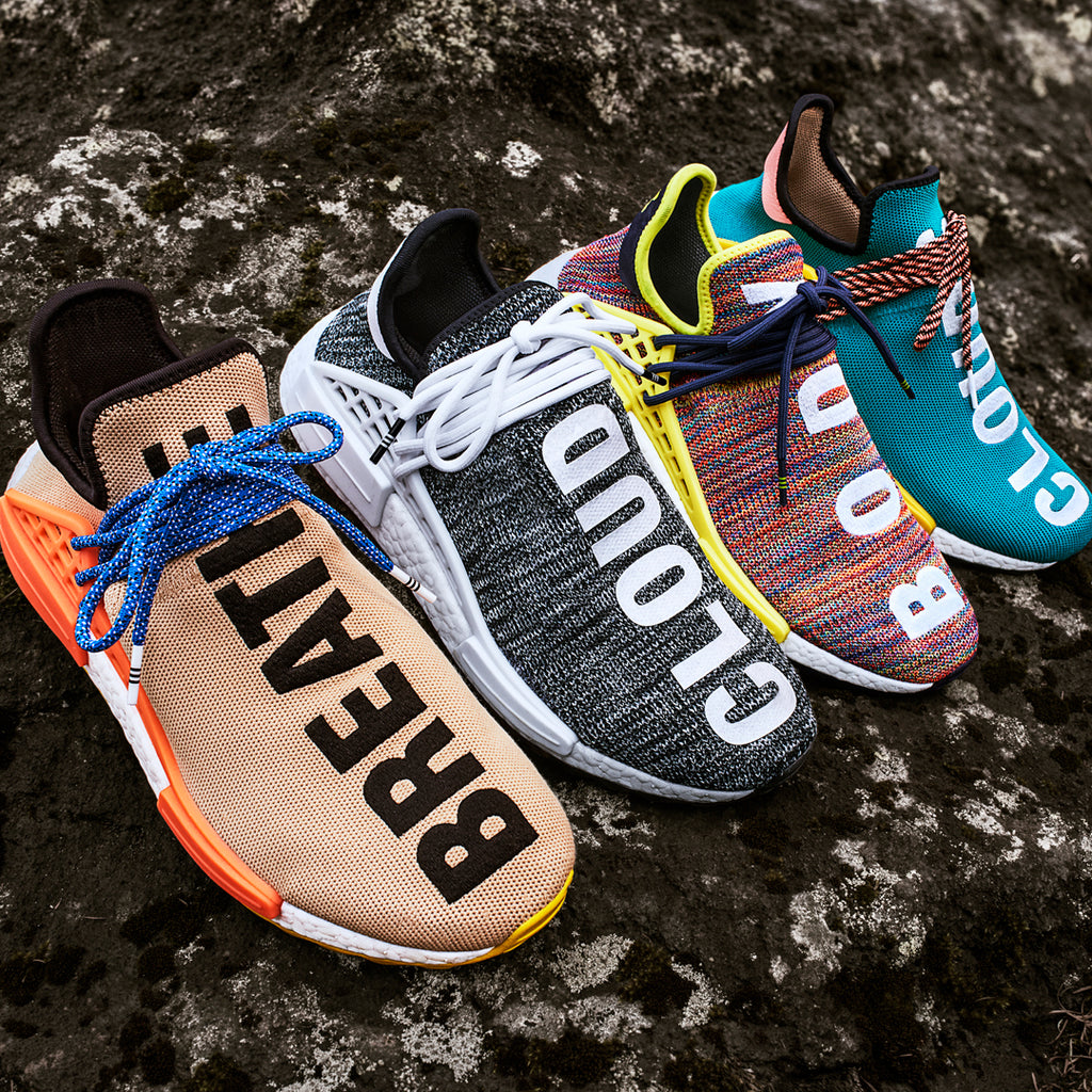 Pharrell Williams x adidas Originals Human Race NMD Trail TR PK