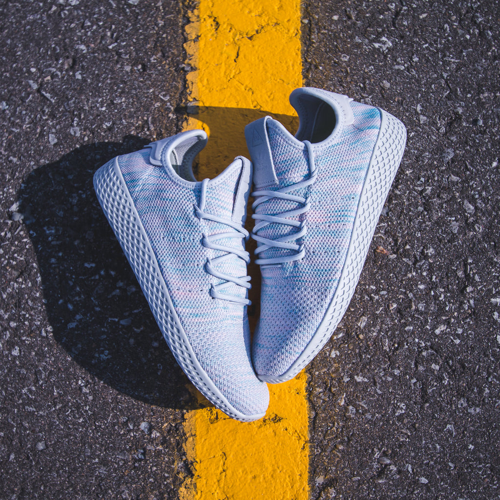 c6a8c8da3 Click here to purchase the Blue Pink Tennis HU on our Solestop website once  live. Pharrell Williams x Adidas ...