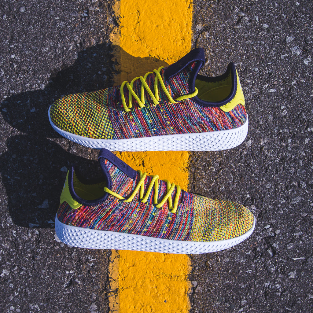 1b7f4bae0 Click here to purchase the Semi-Frozen Yellow Noble Ink Tennis HU on our  Solestop website once live.