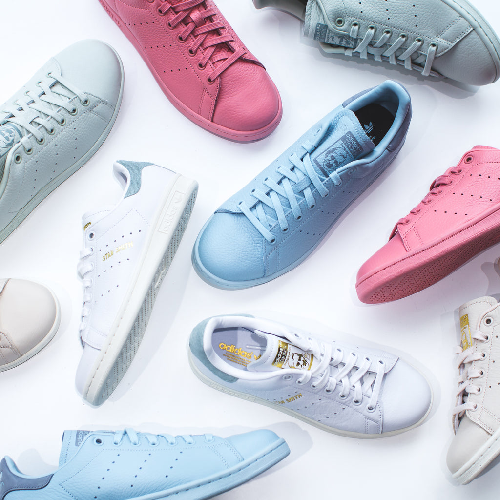 Pharrell Williams x Adidas Originals Stan Smith in Tactile Blue  Icey Blue-  BZ0472 Price   115 CAD Available Sizing  7 - 13 US MENS 144be8a859
