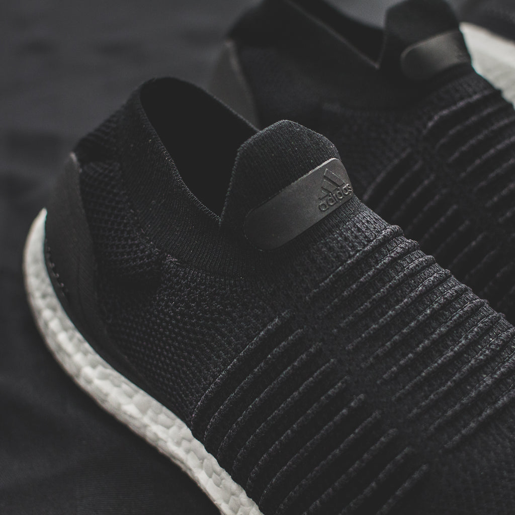 Adidas Running UltraBOOST Laceless Mid - Black (S80770) / Navy(S80771)