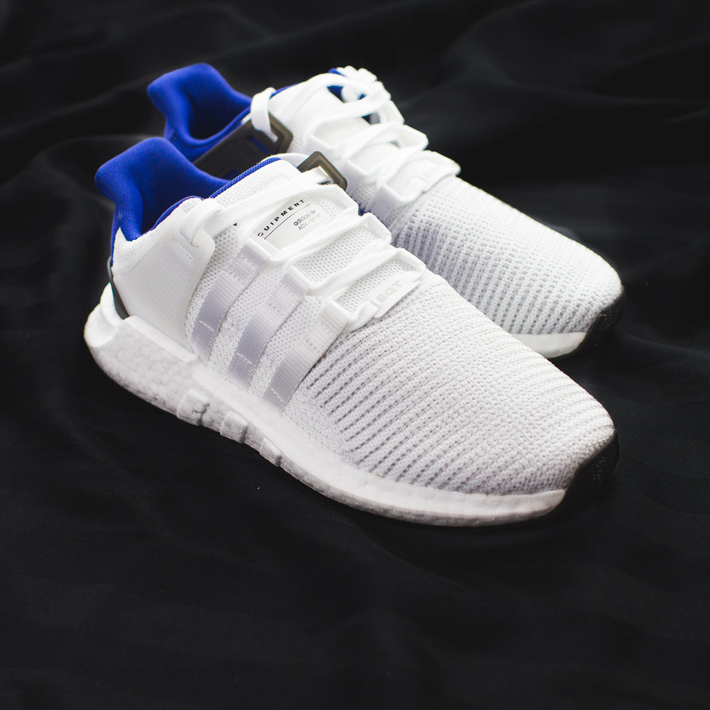 Adidas Originals EQT Support 93-17 ADV BOOST - White/Royal Blue (BZ0592)