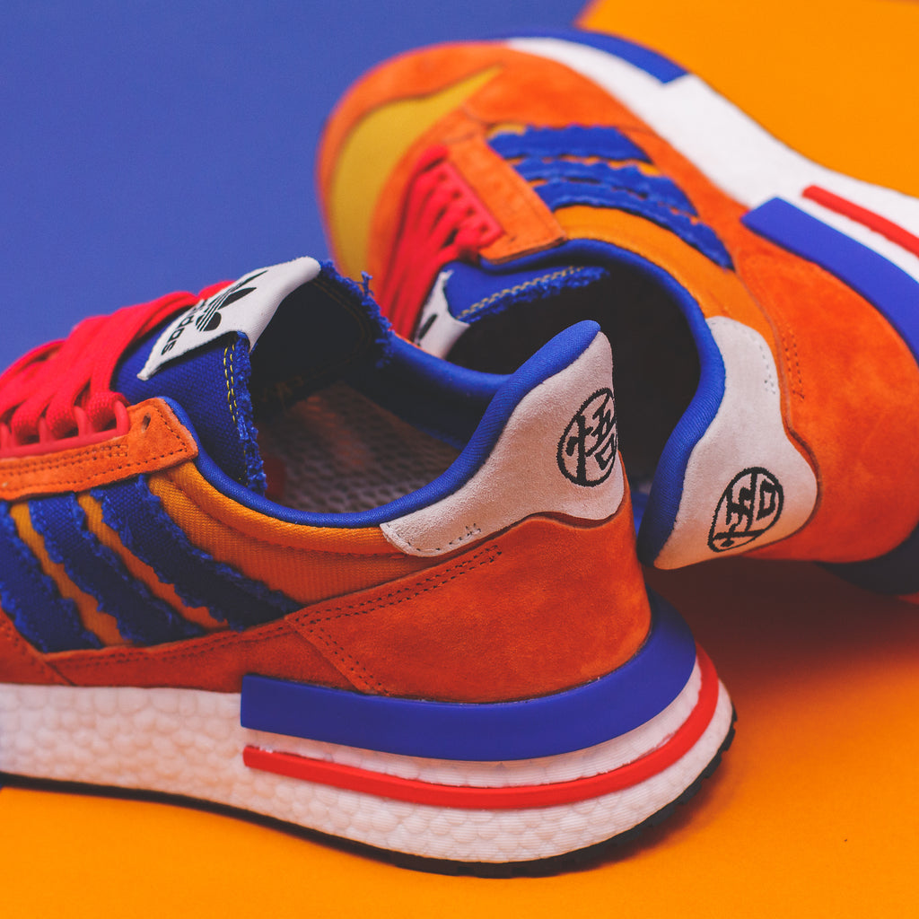 buy popular 48672 03617 Adidas Originals x Dragon Ball Z
