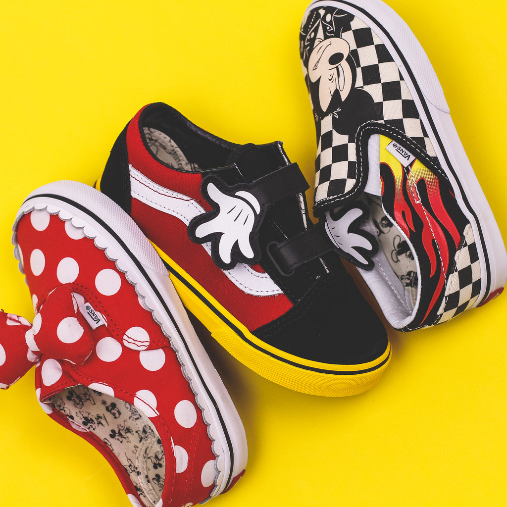 Vans x Disney 90th Anniversary Collection
