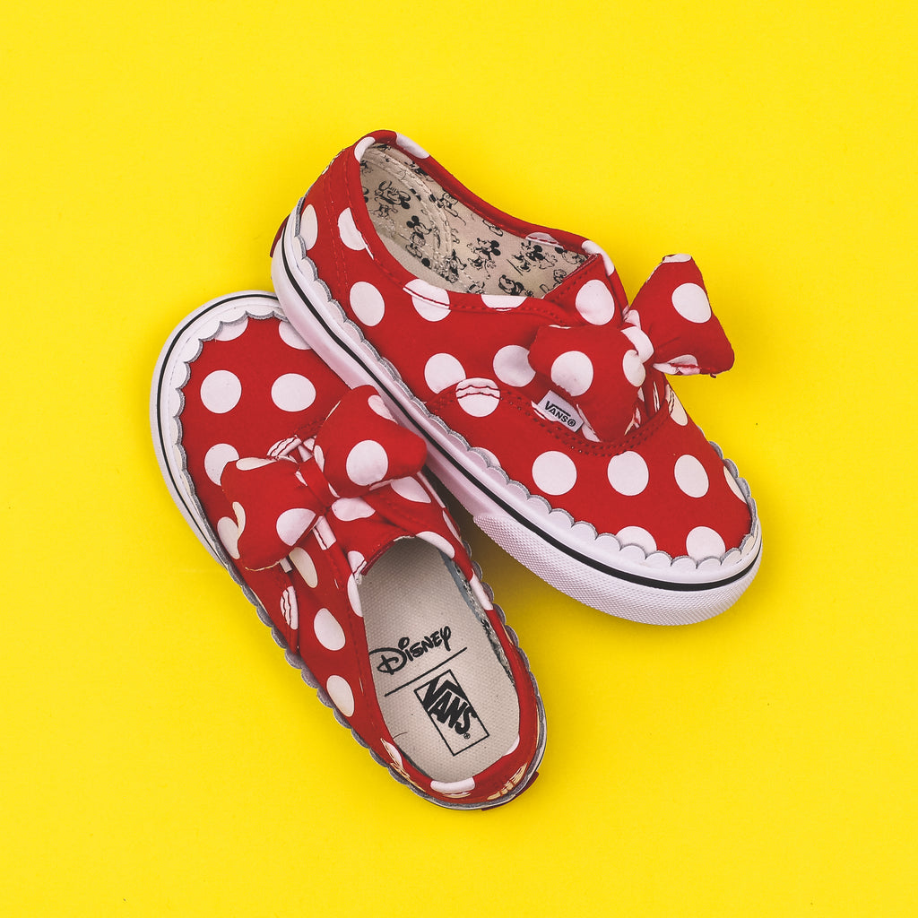0ccbf8cb82 Vans UY Classic Slip-On x Disney Mickey Mouse 90th Anniversary Preschool