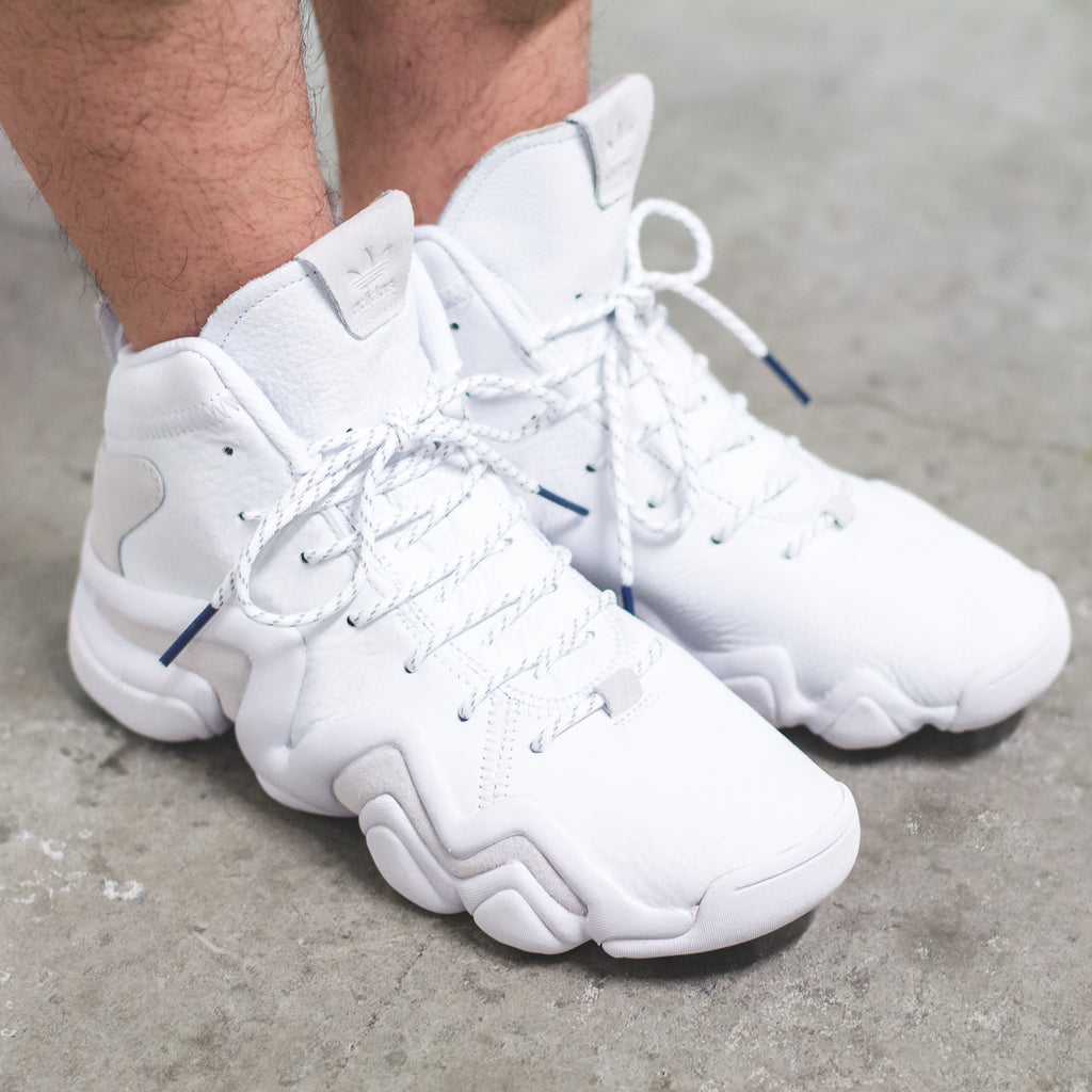 new product ac0a4 558bb ... ADV in Ftwr WhiteReal Purple - CQ0990. Price 220 CAD. Available  Sizing 7 - 13 US MENS. Click here to purchase the adidas Crazy 8 online  once live on ...