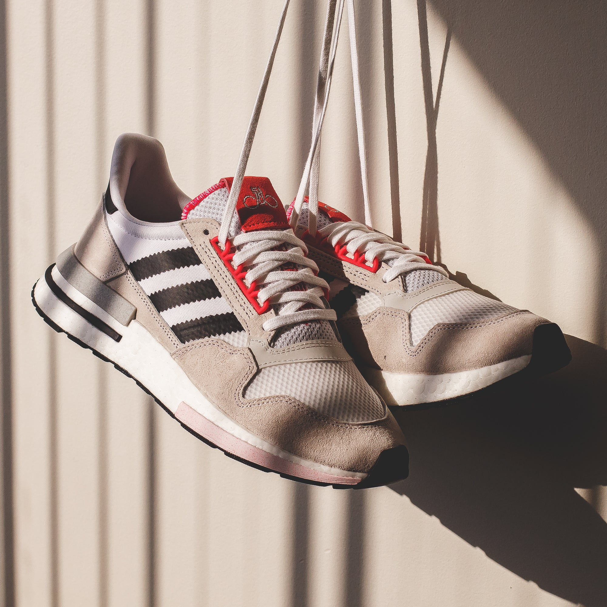 reputable site 7ffb2 c0336 Adidas Originals - ZX 500 RM Boost x Yongjiu Forever Bicycle G27577. Price  230 CAD. Available Sizing 7 - 13 US MENS