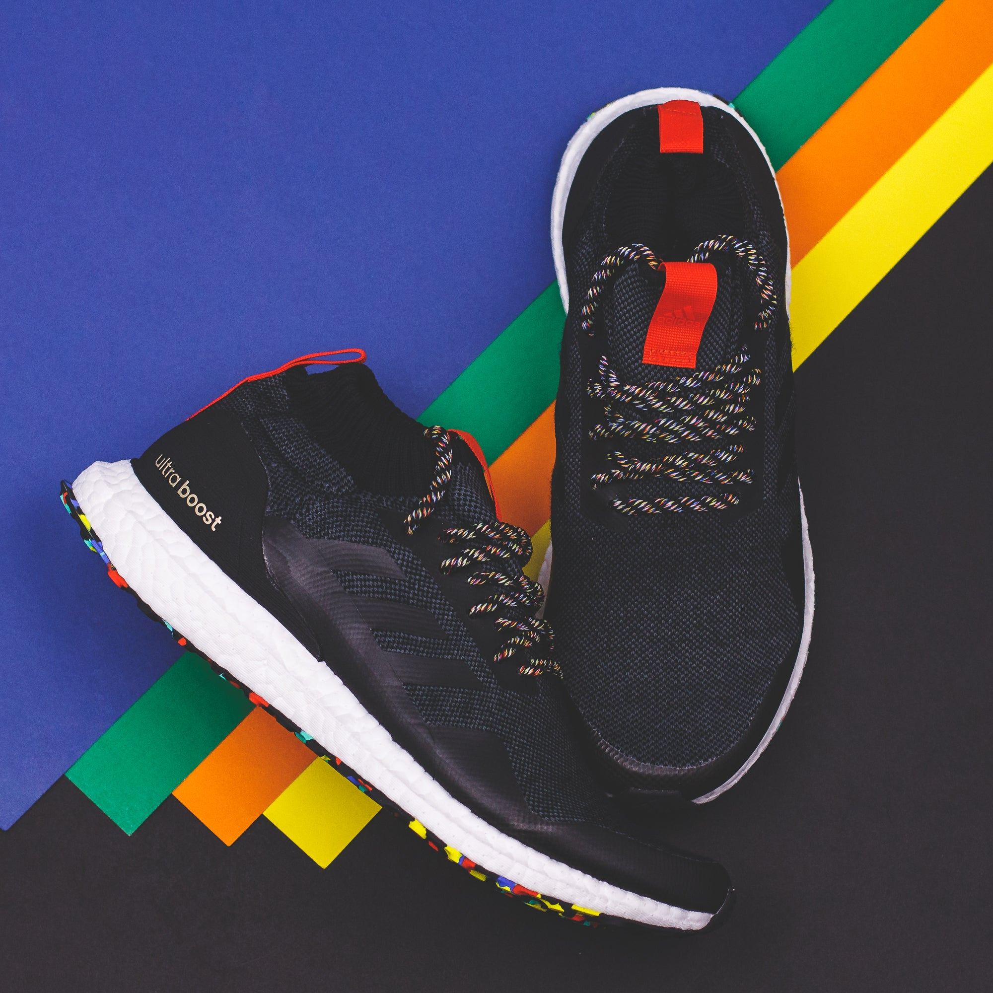 aaa68f3ec7291 adidas Running Ultra Boost Mid Multicolour - (G26841). Price   300 CAD.  Available Sizing  7-13 US MENS. Click Shop Now when the release is  available online!