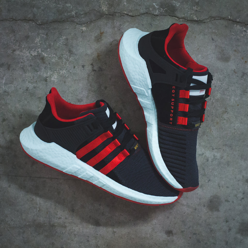 new arrival a8216 97792 adidas Originals EQT Support 93/17