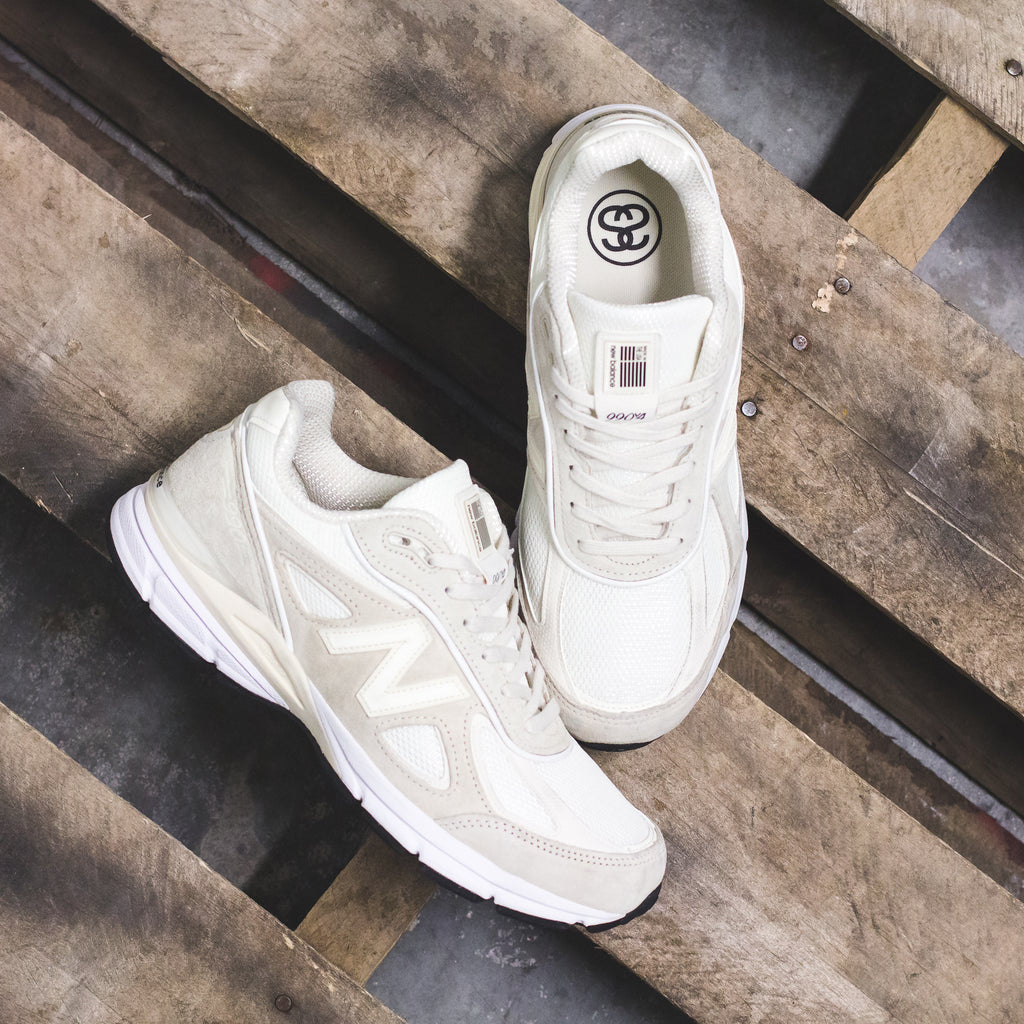super popular 6e1eb 9eef7 Click here to purchase the Stussy x NB 990v4 once live on our website.