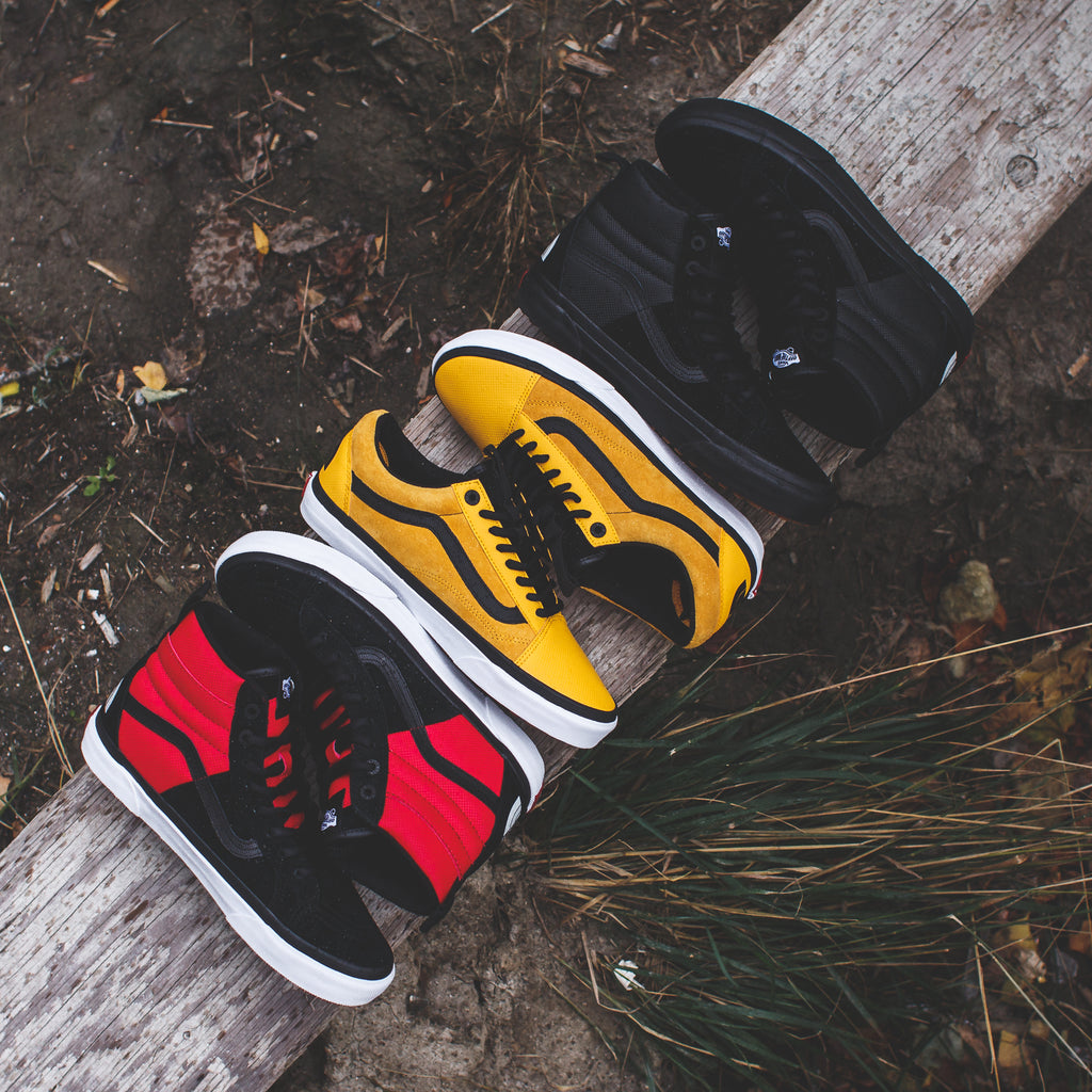 The North Face x Vans Collection - Vans Old Skool MTE Sk8-Hi MTE ... 3b196796b