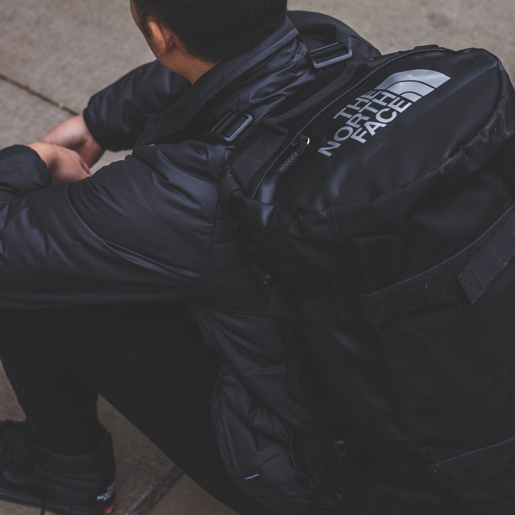 The North Face x Vans Collection - Vans Old Skool MTE/Sk8-Hi MTE / Vans Torrey Jackets / The North Face Base Camp Bags