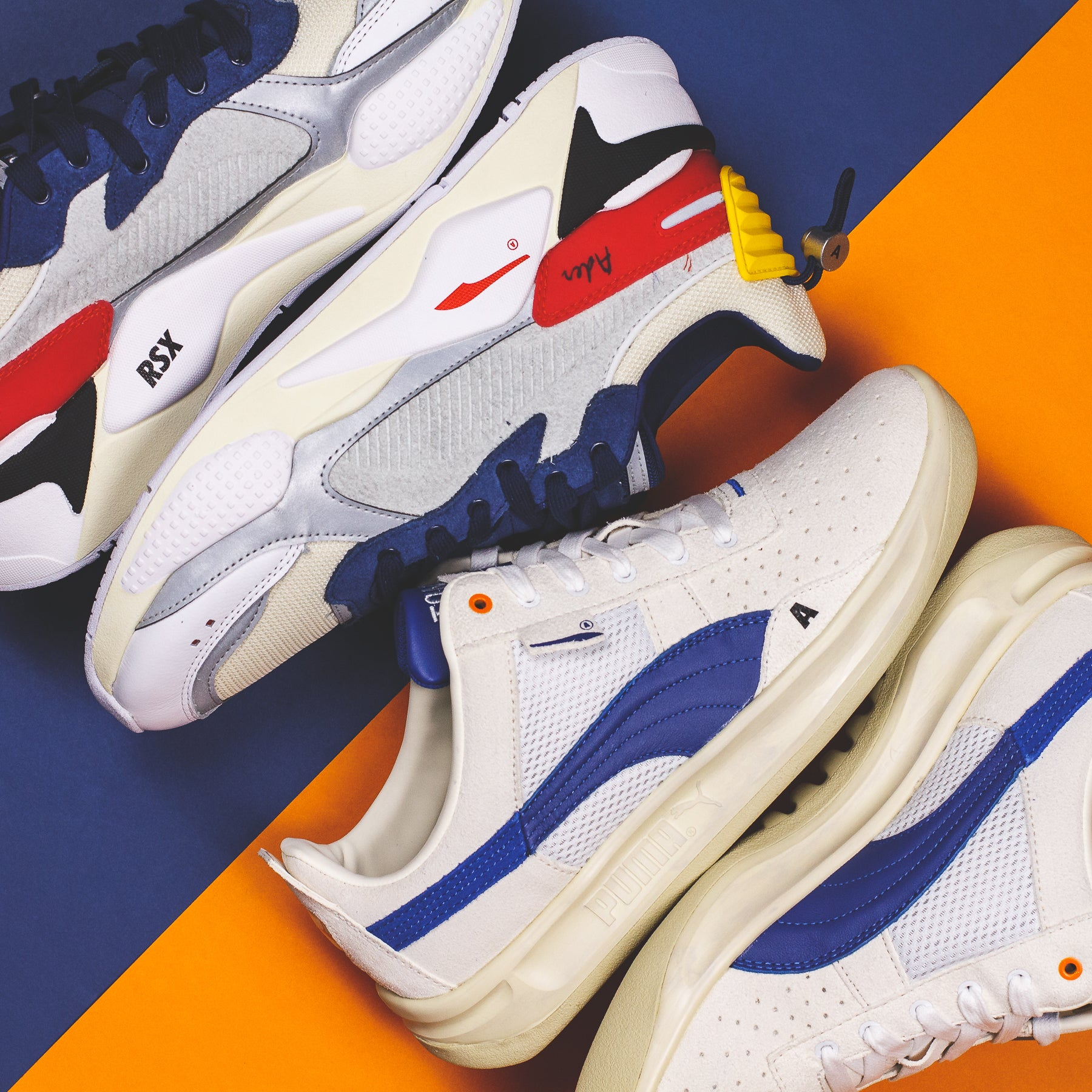 Puma x Ader Error Collection