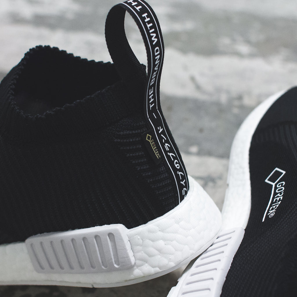 1cfbacedc Click here to purchase the Black NMD CS1 Gore-Tex online once live on our  Solestop website.