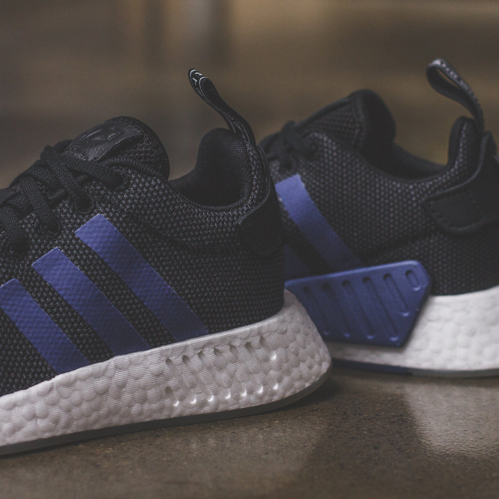 207a2a578 Click here to purchase the Black Blue Womens NMD R2 online once live on  Solestop.com. adidas Originals ...