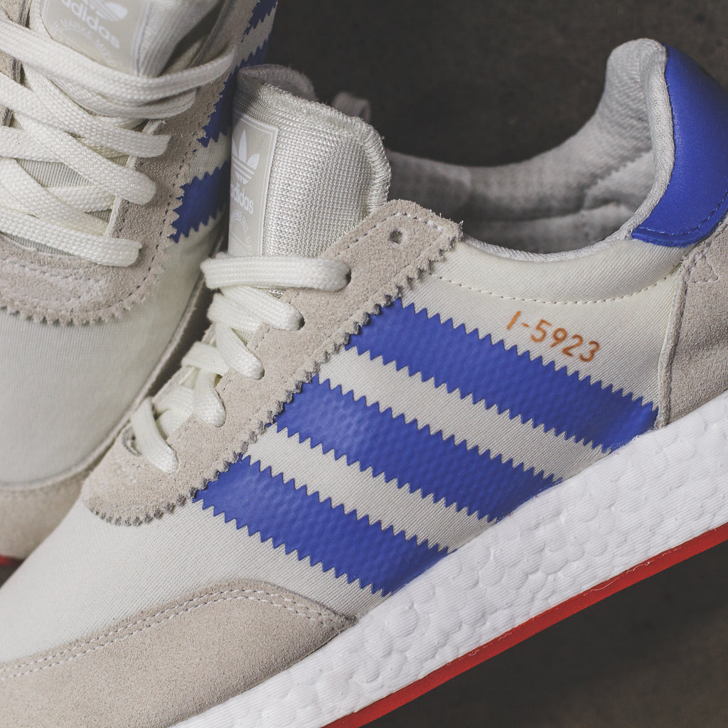 c800ea25f Click here to purchase the Off-White/Blue/Red Iniki BOOST online once live  on Solestop.com.