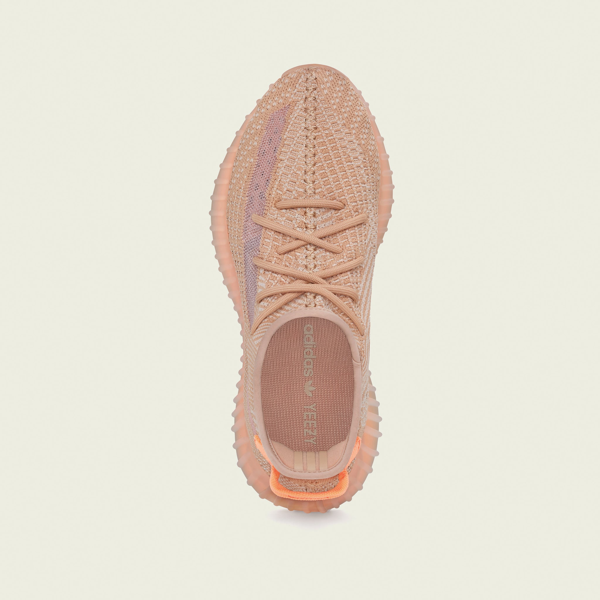 adidas Originals x KANYE WEST YEEZY BOOST 350 V2 Clay(EG7490)