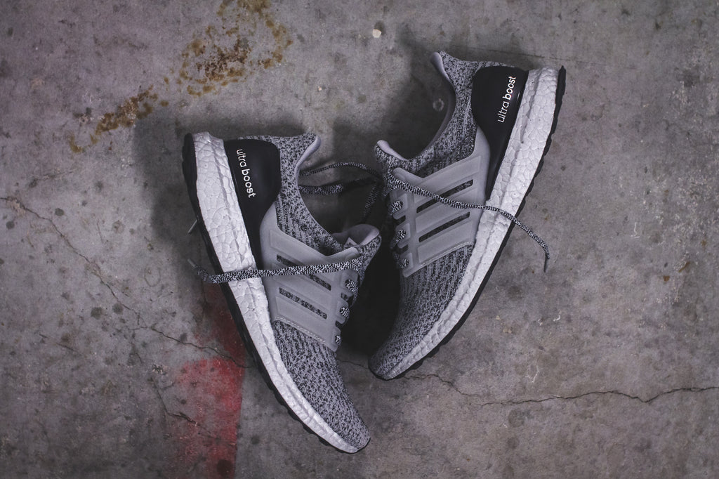 Adidas Ultra Boost 3.0 'Silver' / Coming Soon
