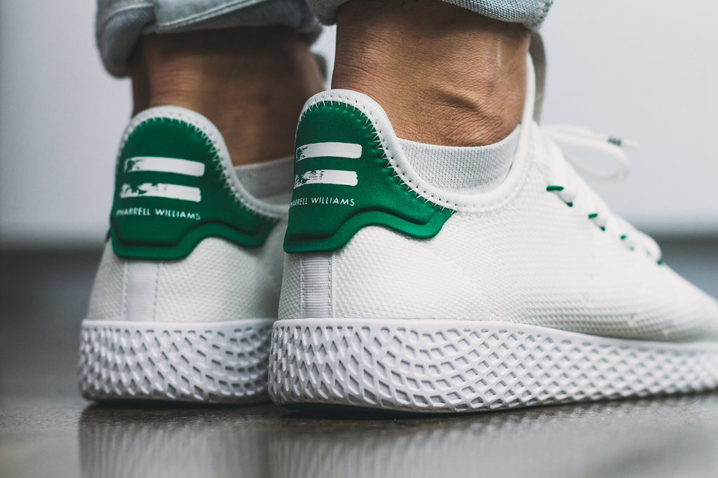 Click here to purchase the White Green Tennis HU on our Solestop website  once live. Pharrell Williams x Adidas Originals PW ... 50234667c