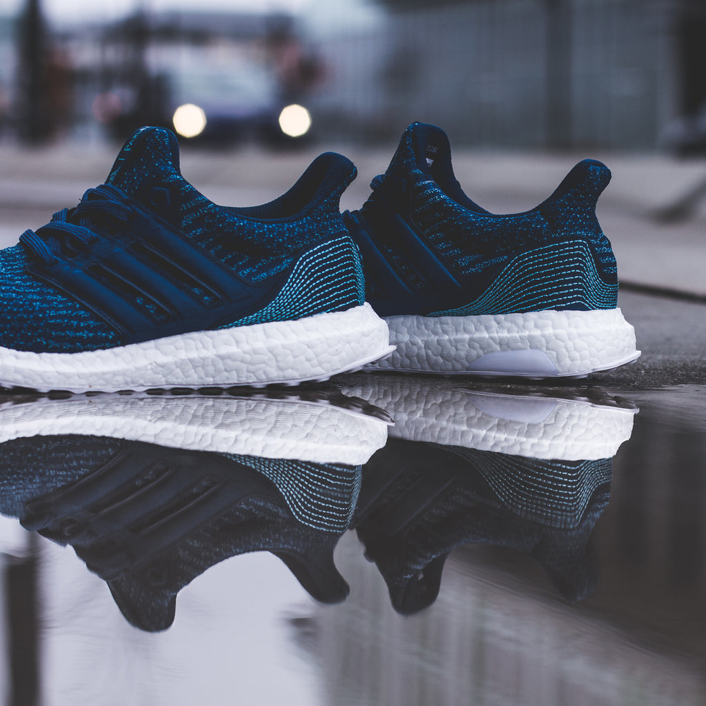 Parley For The Ocean x Adidas UltraBOOST (BB4762) / UltraBOOST Uncaged (BY3057)
