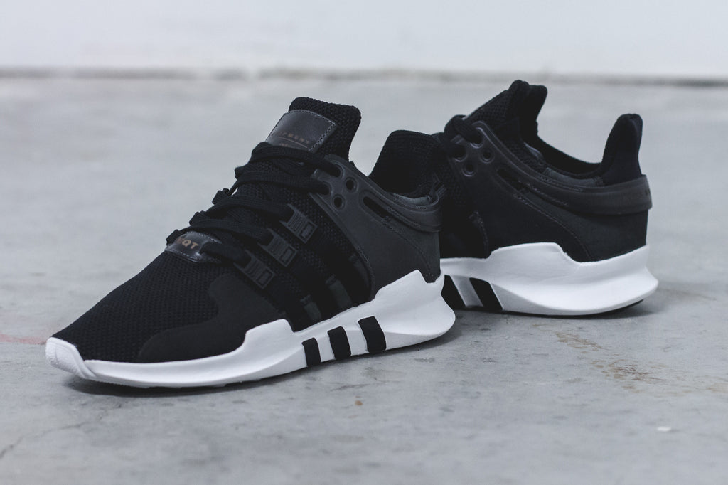 Adidas Originals EQT Equipment Support '93 RF in Core Black - (BB1312)