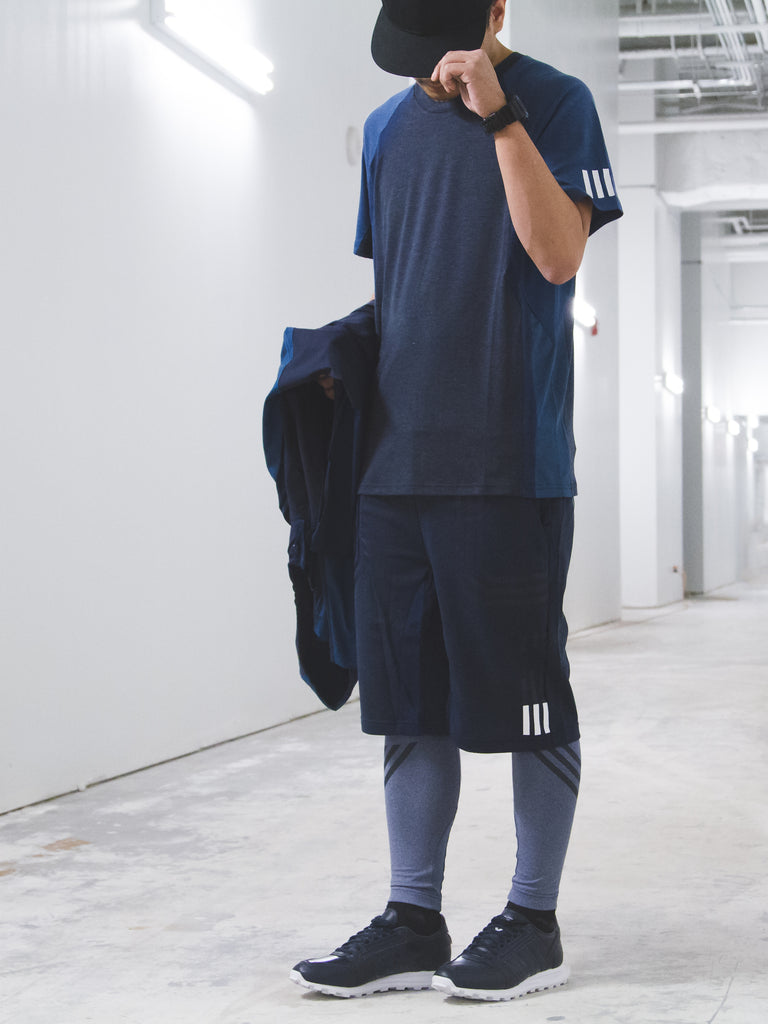 New! Adidas x White Mountaineering Apparel and Footwear