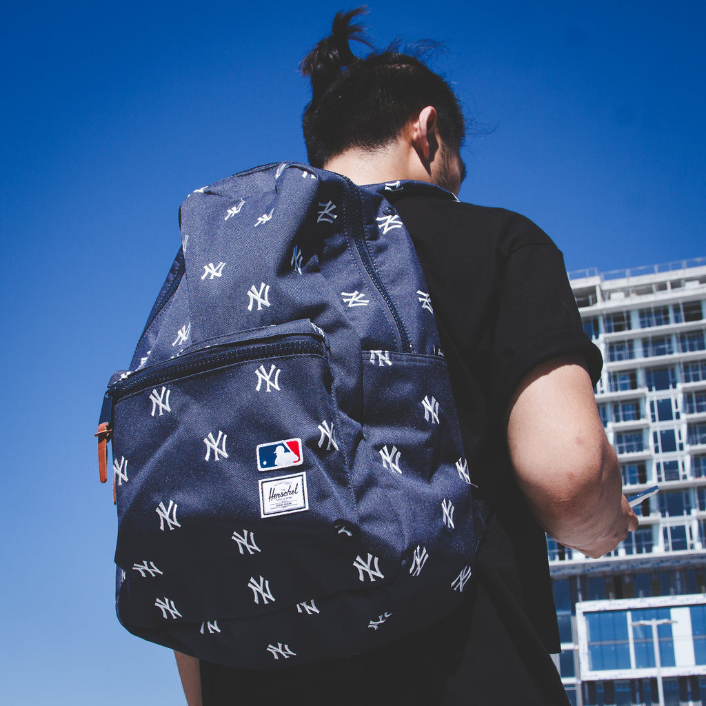 1d42c686ef7 Click here to shop the Herschel Supply Co x MLB collection now on our  Solestop website
