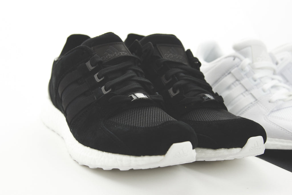 Adidas Equipment Support EQT Boost 93/16 Monochrome in Black BY9148 / White S79921
