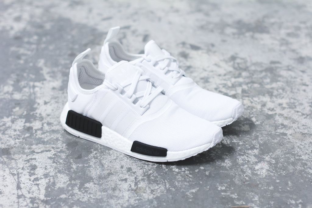 Adidas NMD Mesh R1 / Primeknit XR1 - August 18th 2016