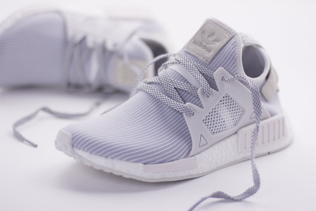 Adidas Originals Womens NMD XR1 PK in White - BB3684