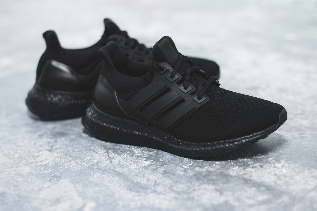 Adidas UltraBOOST LTD Primeknit Triple-Black - BB4677