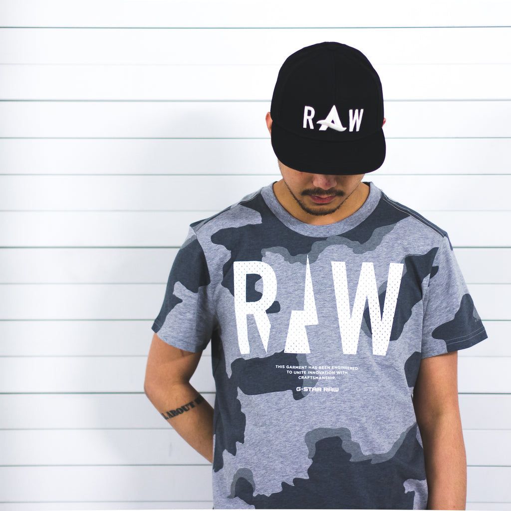 G-star Raws Spring/Summer 2016 now available